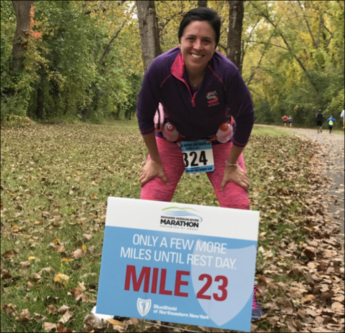 Blueshield Of Northeastern New York Helps Mhr Marathon Hudson