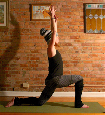yoga for runners lesson 1  stretching hip flexors